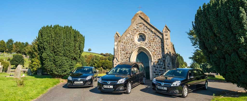 Matthew L Jones Funeral Services, Carmarthen
